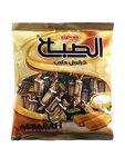Al Sabah Snoep melk Karamel 275 Gram voorkant