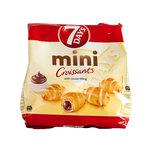 7 Days Mini Croissant Cacao 180 Gram voorkant