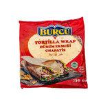 Burcu Tortilla wraps 16 Stuks bovenkant