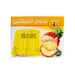 Blue Mill Jelly Poeder Ananas 85 Gram
