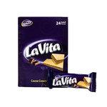 Lavita Cacao Room Wafels 24 Stuks