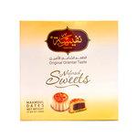Nafeeseh Sweets Maamoul koekjes Dadel vulling 500 Gram