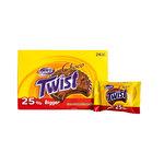 Katakit Cacao Gecoate Twist Biscuits 12 Stuks