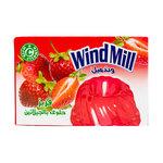 Windmill Jelly Poeder Aardbei 80 Gram
