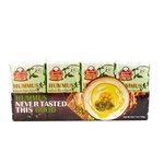 Kasih Gemalen Kikkererwten Hummus 4x135 Gram