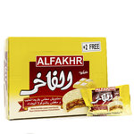 Al Fakhr Witte Chocolade Koekjes 24 Stuks