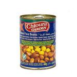 Chtoura Garden Gekookte Bonen met Kikkererwten volgens Koerdies Recept 400 Gram voorkant