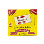 Ma'moun Sharawi Lemon Kauwgum 100 Stuks