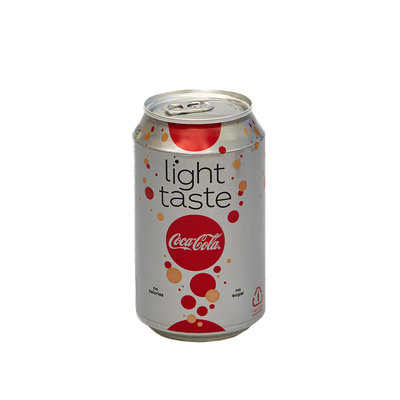 Coca Cola Light Blik Deens 330cl