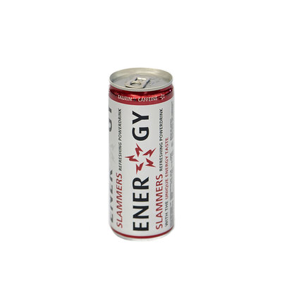 Slammers Energy Drink Blikjes 250ml