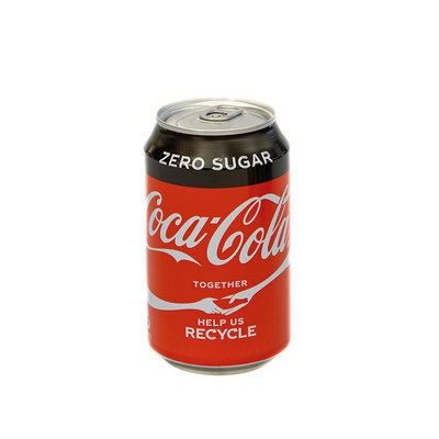 Coca Cola Zero Blik 330ml