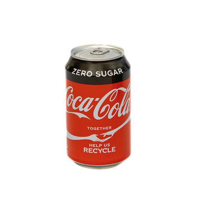 Coca Cola Zero Blik 330 ML