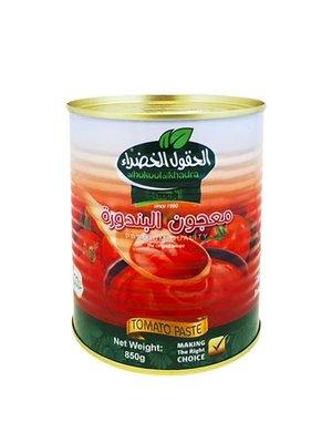 Al Hokool Al Khadra Tomatenpuree 850 Gram