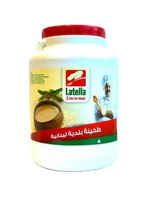 Latella Lebanese Tahini 5kg