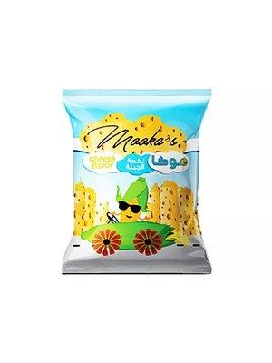 Chips Mooka's Kaas 65gr