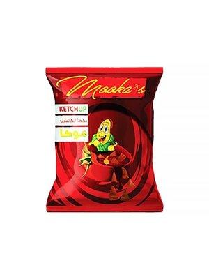 Chips Mooka's Ketchup 65gr