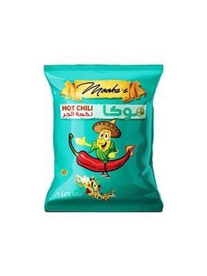 Chips Mooka's Chili 65gr