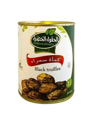 Al Hokool Al Khadra Zwarte Truffels 800 Gram