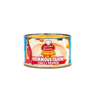 Kasih Hummus met Tahini Scherp 400 Gram