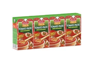 Kasih Tomatenpurree 4x135 Gram