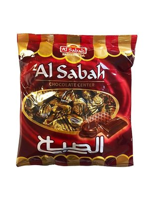 Al Sabah Snoep Chocolate Center 275 Gram
