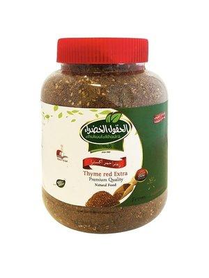 Al Hokool Al Khadra Za'ater Rood 400 Gram