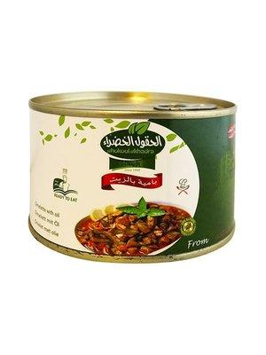 Al Hokool Al Khadra Mezza (Okra)