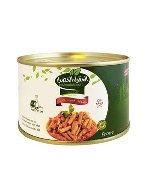 Al Hokool Al Khadra Mezza (Sperziebonen) 400 Gram