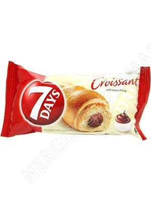 7 Days Croissant Double Cacao 60 Gram