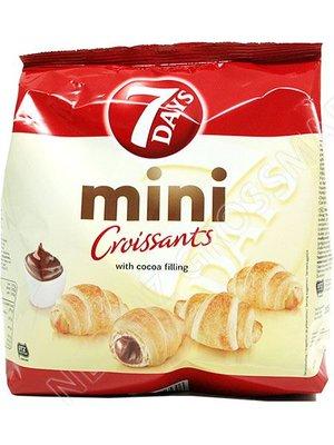 7 Days Mini Croissant Cacao 180 Gram