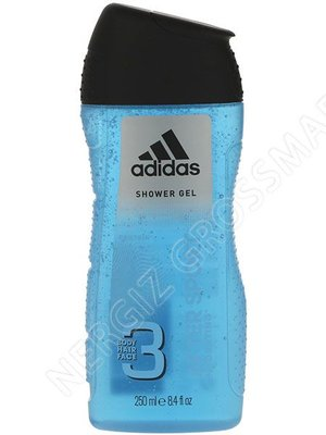Adidas Body/Hair/Face After Workout Shower Gel 250ML