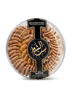 Set Al Sham Sweets Barazek 500 Gram
