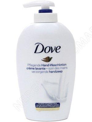 Dove Cream Natural Zeep Pomp 250ml