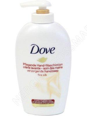 Dove Cream Fine Silk Zeep Pomp 250ml