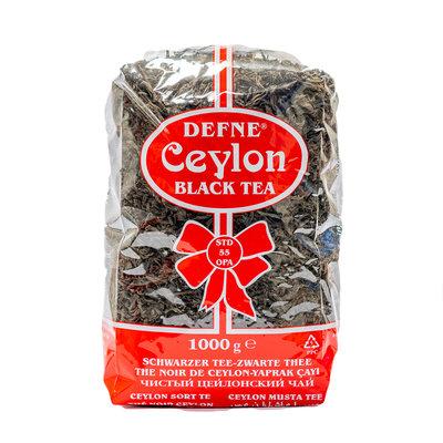 Ceylon Zwarte Thee Los 1000 Gram
