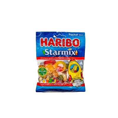 Haribo Starmix Snoep 80 Gram