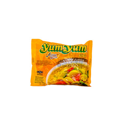 Yum Yum Instant Noedels Curry 55 Gram
