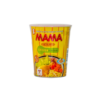 Mama Kip Noedels 70 Gram