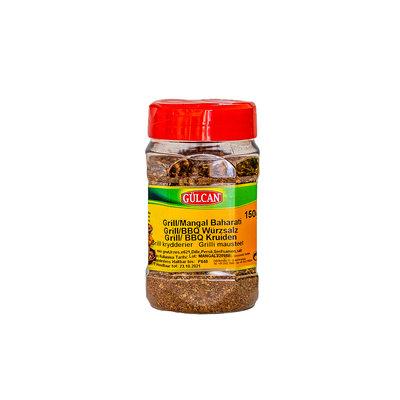 Gülcan Grill/Bbq Kruiden 150 Gram