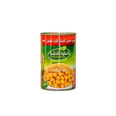 Al Hokool Al Khadra Kikkererwten 475 Gram