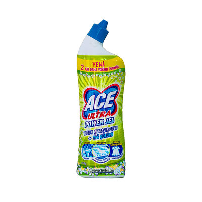 Ace Ultra Power Gel Bleek & Ontvetter (Limoen) 750 ml