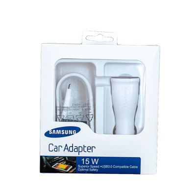 Samsung Adaptive Fast Car Charger