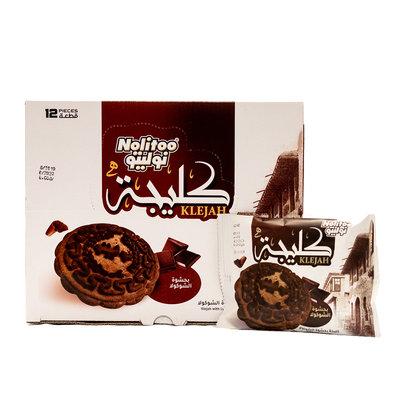 Nolitoo Koek (Kleja) Chocola 12 x 50 Gram