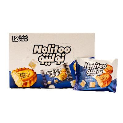 Nolitoo Koek (Mamoul) Raha 12 x 30 Gram