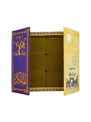 Al Malika Natuurlijke Zeep Blokje met Laurel Olie 6x65 gram