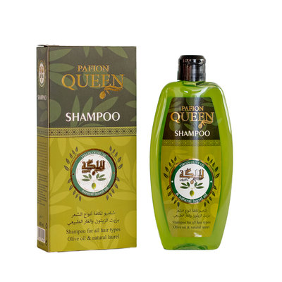 Al Malika Natuurlijke Shampoo pafion 400 ML