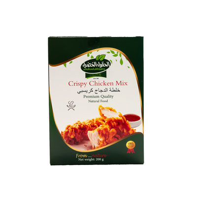 Al Hokool Al Khadra Crispy Kip Paneermix 200 Gram