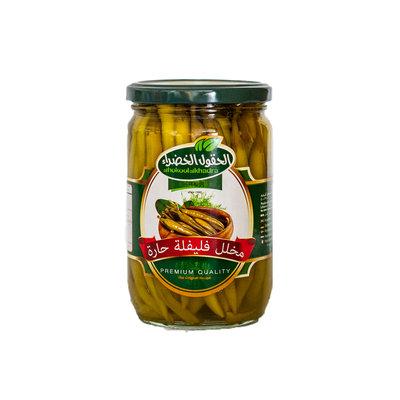 Al Hokool Al Khadra Scherpe Paprika 550 Gram
