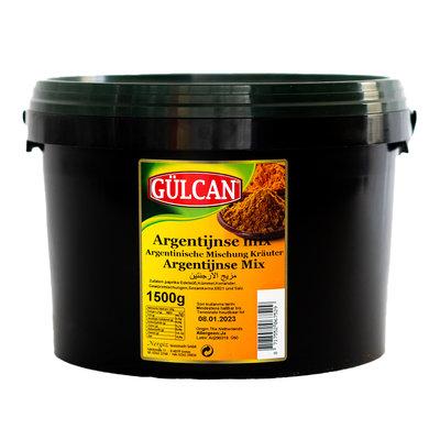 Gülcan Argentijnse Mix Kruiden 1,5 KG