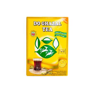 Do Ghazal Losse Theebladeren Zwarte thee met Kardemom 500 Gram